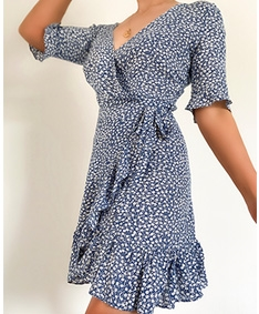 Summerfield Wrap Dress